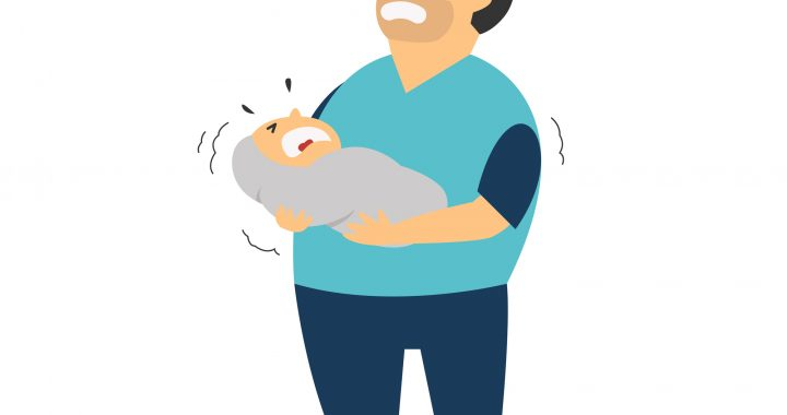New Father Complains of Back